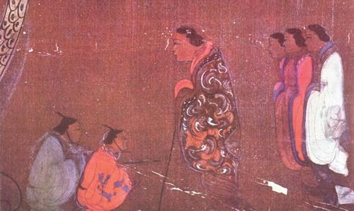 马王堆帛画1