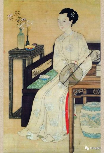 17th century portrait by artist Mangguli
