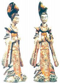 Tang Dancer sculpture
