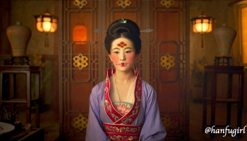 5 Artefacts That Inspired Mulan S Designer Hanfugirl